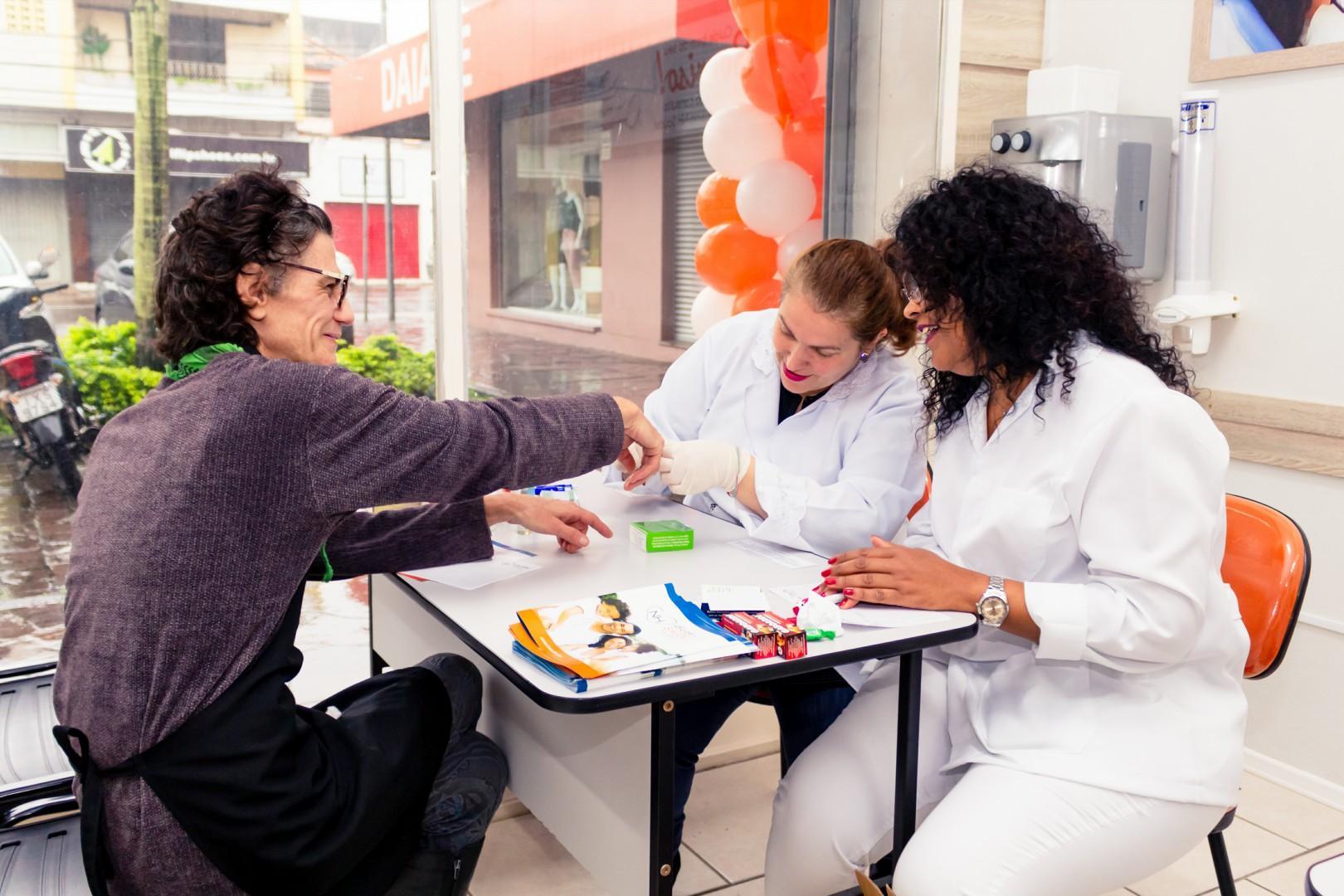 II Campanha de Prevenção a saúde!